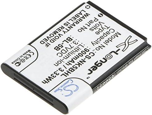 RM-267v Vertu BL-5V Battery 900mAh Replacement for Vertu Constellation RHV-8