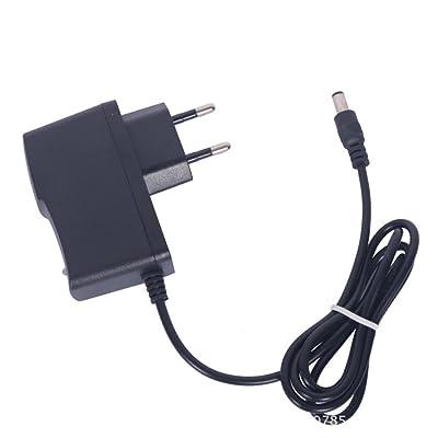 MIA nbaoshu Chargeur YYH pour LED Phare Vélo VTT Lampe Chargeur UE 8.4V–Dual Charger pour Li-ion 18650batterie Pack batterie au lithium
