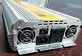 Power inverter 3000W peak 6000 Watt DC 12V to AC