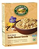 Nature's Path Flax Plus Vanilla Almond Granola