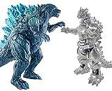 TwCare Set of 2 Godzilla Earth MechaGodzilla