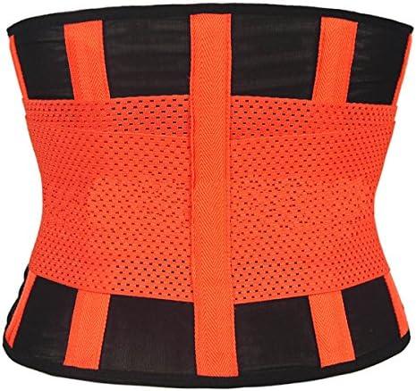 Censhaorme Ext/érieur Sweatproof Waist Pack Ceinture Fitness Workout Tapis de Course entra/înement Ceinture pour Trail Running ou randonn/ée