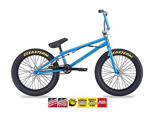 EASTERN ORBIT BMX BIKE 2017 BICYCLE BLUE