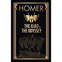 The Iliad The Odyssey Deluxe Edition