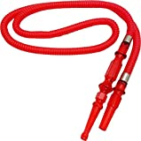 Pharaoh's Phoenix Hookah Hose Washable 72'' (Red)