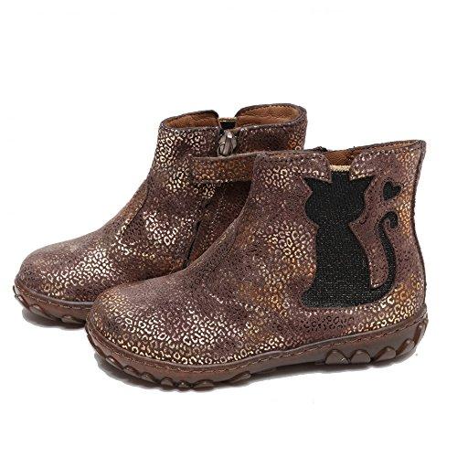 Cat D'api Pom Edam Taupe Boots Cute atpZx4Pqw