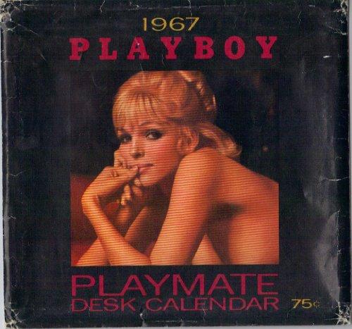 Playboy Playmate Calendar - 1967 Desk - 1967 Calendar