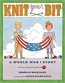 Image result for knit your but a world war I story
