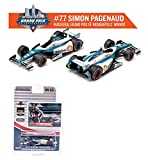 2014 IndyCar - #77 Simon Pagenaud 2014 Grand Prix of Indianapolis Champion 1:64 Scale