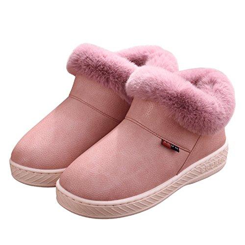 pacchetto sulle coppie uomini caldo 45 43 scoperta rimanere autunno coperta di 42 spessa cotone pantofole pantofole di Inverno con slittamento scarpe e e anti femmina piscina e per inverno r il 44 q6OpITw1