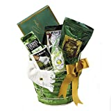 Golf Themed Gift Basket - Great Fathers Day Gift Idea
