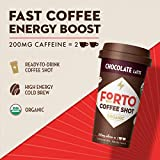 FORTO Coffee Shots - Variety Pack, Ready-to-Drink