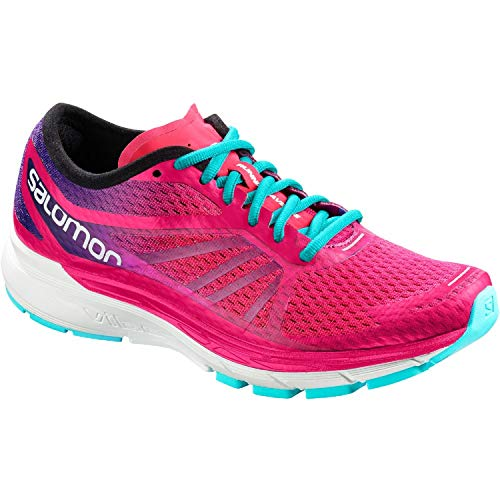 Running Zapatillas Blue Ra Rosa Sonic The Salomon pink Para W Curac Web 000 Surf Trail De Yarrow Mujer Pro q0IwvHcS