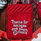 Teacher Gift Unique Appreciation Thank You Back to School Present Potholder Set of 2
