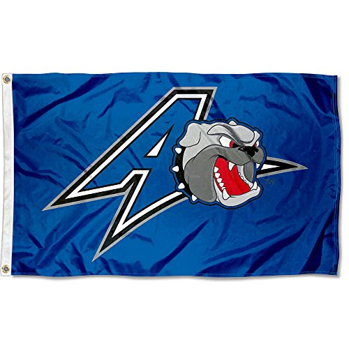 College Flags and Banners Co. UNC Asheville Bulldogs Flag