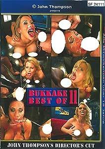 Bukkake thompson dvd