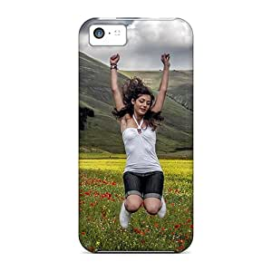 Tough Iphone WKgCh34764MQyPF Case Cover/ Case For Iphone 5c(girl Summer 9)