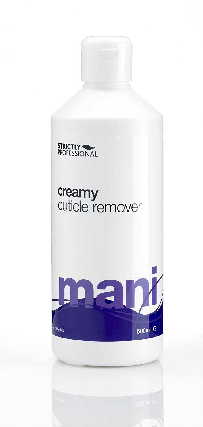 Strictly Professional Creamy Cuticle Remover 500ML.