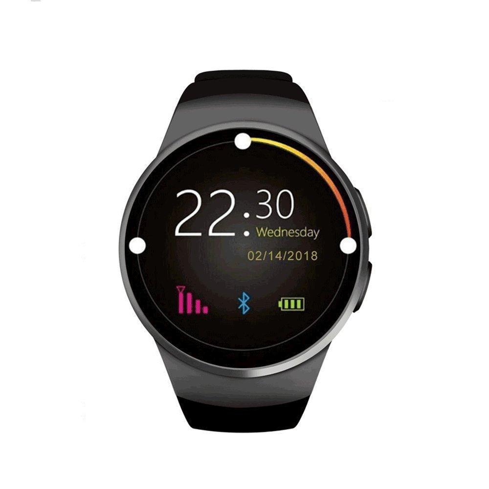 Amazon.com: Zmsdt Smart Bracelet KW18 Bluetooth Smart Watch ...