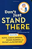 img - for Don't Just Stand There by Elissa Stein (1-Jun-2007) Paperback book / textbook / text book