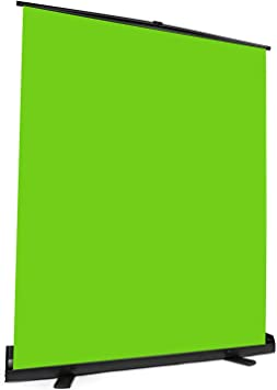 "Amazon.com : Yesker Green Screen Size 61.1x72.5""Collapsible Chromakey Panel  Background Base Frame All in One Portable Design Green screen Punch-free  Quick Set Up Easy Locking for Photo Video Live Game Tiktok Video :"