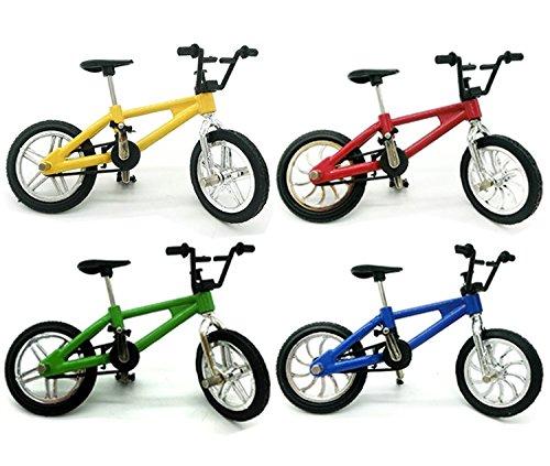 qingqingR Finger Mountain Bike Cool Boy Toy Juego Creativo Juego de Juguetes Colecciones