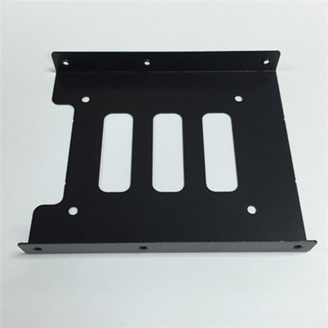 eDealMax métal DE 2,5 à 3,5 SSD HDD Adaptateur de Fixation du Support rigide porteur d'entraînement