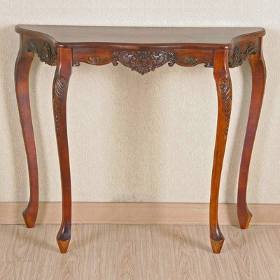 Queen Anne Console Table - 7