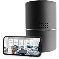 Spy Hidden Camera Bluetooth Speaker 1080p HD WiFi Wireless Night Vision Motion Activated Home Security Hidden Camera