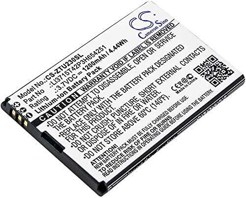 Battery Replacment for zte AC33 MF30 A6 WiFi Router MF51 MF60 MF61 MF62 MF65