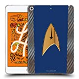 Official Star Trek Discovery Command Uniforms Soft Gel Case Compatible for iPad Mini (2019)
