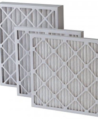 20X20X1 Pleated Air Filter MERV 8 by CFM (Box of 12)