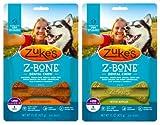 Zuke's Z-Bones Natural Grain-Free Dental Chew Large (Pack of 2), Apple and Carrot – 12 Chew Bones Total Review