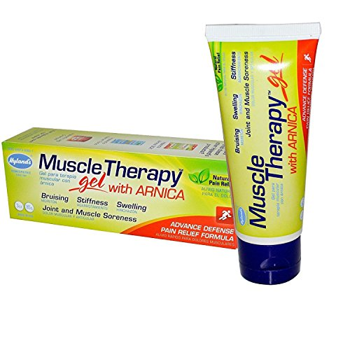 Hylands Muscle Therapy Gel with Arnica, 3 oz, Pack of 3