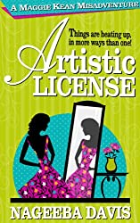 Artistic License (Maggie Kean Misadventures Book 2)