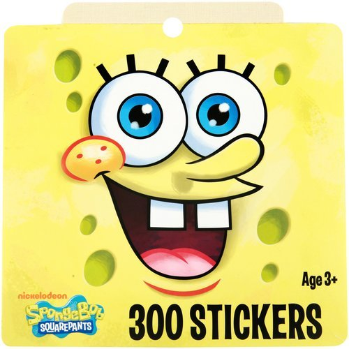 nickelodeon-spongebob-squarepants-300-stickers-book