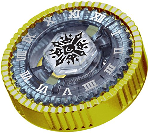 Special Edition GOLD Twisted Tempo / Basalt Horogium - Basalt Gold
