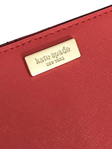 Kate Spade Stacy Newbury Lane Wallet (Geranium) by Kate Spade New York (Image #4)