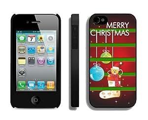 Diy Portfolio For SamSung Galaxy S4 Mini Case Cover Protective Skin Case Merry Christmas For SamSung Galaxy S4 Mini Case Cover Case 11 Black