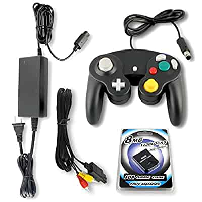 Amazon.com: Gamecube Parts Bundle With Controller, Power