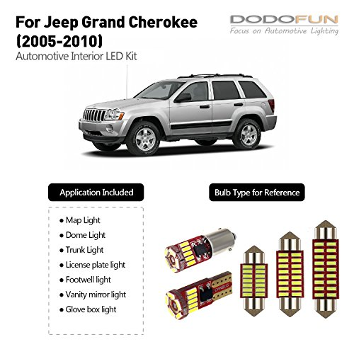 Grand Cherokee Led Interior Lights in US - 2