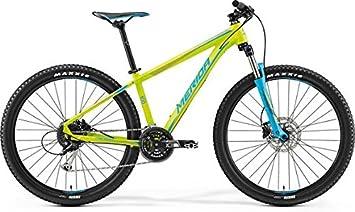 Merida Big.Seven 100 27, 5 pulgadas Mountain Bike Mate Amarillo ...