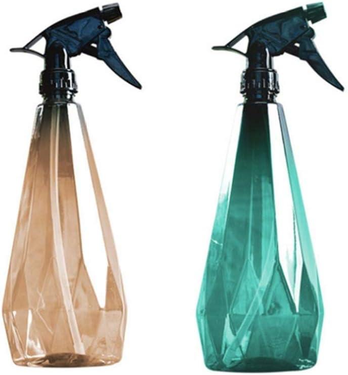 XINTECH Botellas de Spray de plástico vacías de 1000 ml Rociador de gatillo para Plancha de Vapor, alimentación, Limpieza, regadera de jardín Duradera a Prueba de Fugas