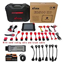 XTOOL EZ500 HD Heavy Duty Full System Diagnosis with Special Function With Wifi (Same Function as XTOOL PS80HD)
