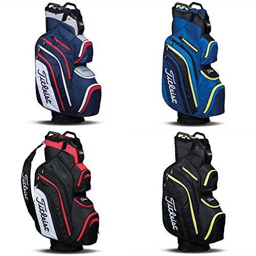 New-Titleist-Deluxe-Cart-Bag-Choose-Your-Color