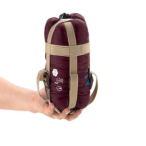 Naturehike Mini al Aire Libre Ultraligero Envelope Saco de Dormir algodón tamaño ultrapequeño e Impermeable para