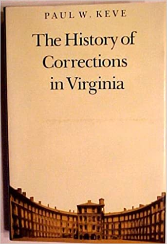 The History of Corrections in Virginia