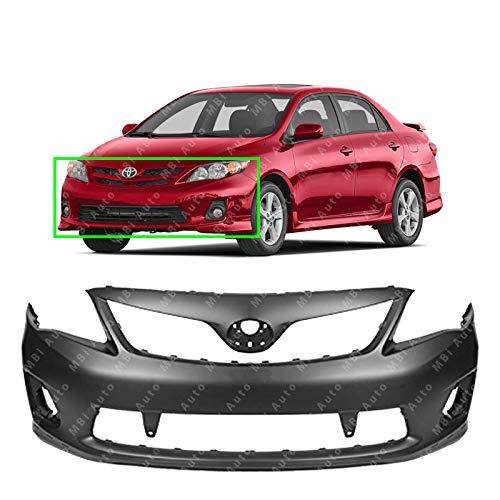 front bumper toyota corolla 2011 - 2