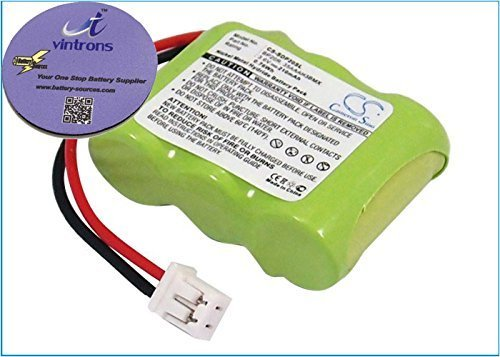 vintrons 210mAh Battery For Dogtra 200NCP Gold Collar, 210NCP Collar, -