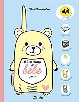 Livre Son Les Premiers Mots De Bebe 9782501120418 Amazon